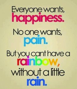 happiness rainbow